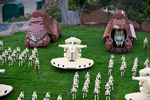 Lego Star Wars Miniland The Ultimate Guide Legoland California News