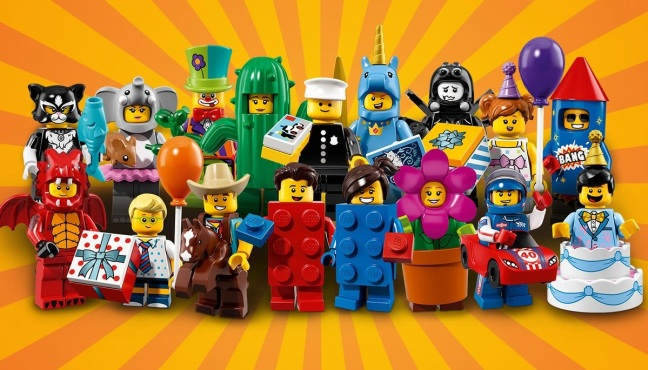 LEGO-Minifigures-Series-18-Full-Set
